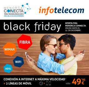 Oferta Black Friday Infotelecom